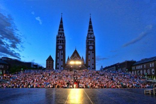 Szeged Szabadtéri Játékok 2021